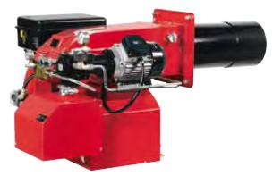 Трехступенчатые, Прогрессивные и модулирующие горелки от 700 до 17445 кВт