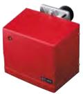 Одноступенчатые горелки от 14 до 355 кВт