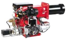 Прогрессивные, модулирующие горелки от 1390 до 17445 кВт