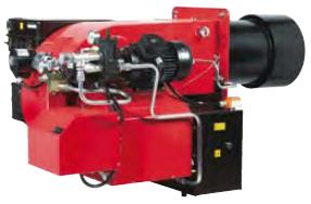 Прогрессивные и модулирующие горелки от 909 до 17445 кВт