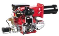 Прогрессивные, модулирующие горелки от 1044 до 2900 кВт