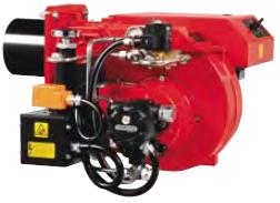Одноступенчатые горелки от 57 до 284 кВт