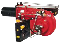 Двухступенчатые горелки от 142 до 1705 кВт